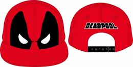 DEADPOOL CASQUETTE BASEBALL EYES