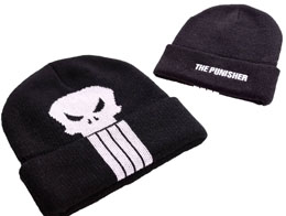 MARVEL COMICS BONNET PUNISHER LOGO