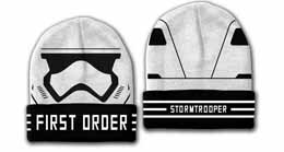 BONNET STAR WARS EPISODE VII STORMTROOPER
