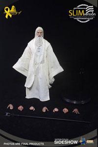 Photo du produit LE SEIGNEUR DES ANNEAUX FIGURINE SARUMAN LE BLANC 1/6 (MEMORIAL SLIM VERSION) Photo 4
