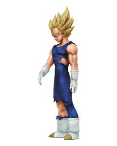 DRAMATIC SHOWCASE MAJIN VEGETA SUPER SAIYAN