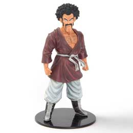FIGURINE DRAGON BALL Z BANPRESTO RESOLUTION OF SOLDIERS VOL 03 HERCULE MR SATAN