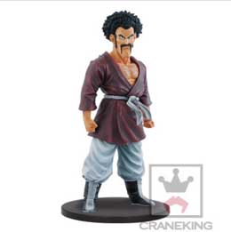 Photo du produit FIGURINE DRAGON BALL Z BANPRESTO RESOLUTION OF SOLDIERS VOL 03 HERCULE MR SATAN Photo 1