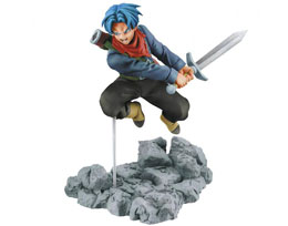 DBZ FIGURINE SOUL X SOUL TRUNKS 8CM
