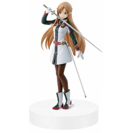 FIGURINE SWORD ART ONLINE MOVIE ORDINAL SCALE SQ ASUNA 17CM