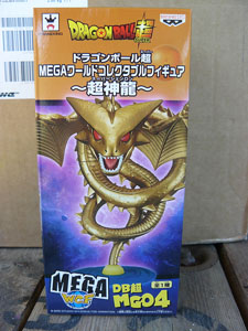 DRAGON BALL Z MEGA WCF DRAGON BALL SUPER SHENRON