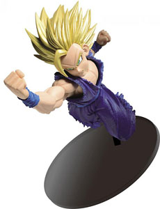 DRAGON BALL Z SCULTURES BIG BUDOUKAI	7 FIGURE COLLECTION VOL1– SUPER SAIYAN 2 GOHAN