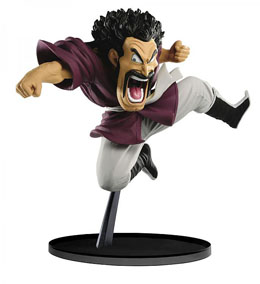 DRAGON BALL Z SCULTURES BIG BUDOUKAI 7 FIGURE COLLECTION VOL2 – HERCULE