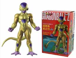 DRAGON BALL Z GOLDEN FREEZER DXF NEW MOVIE RESURRECTION