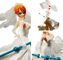 ONE PIECE SCULTURE BIG Z4 VOL02 NAMI 20CM