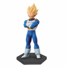 DRAGON BALL Z DXF VEGETA SAYAN CHOZOUSYU VOL07