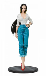 FIGURINE ONE PIECE JEAN FREAK THE LAST WORLD BOA HANCOCK 21CM