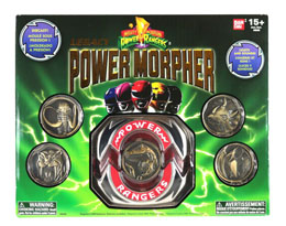 Photo du produit POWER RANGERS LEGACY MIGHTY MORPHIN POWER MORPHER Photo 3