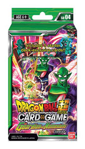 DRAGONBALL SUPER CARD GAME SEASON 4 STARTER DECK THE GUARDIAN OF NAMEKIANS (EN ANGLAIS)