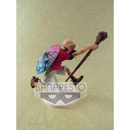 Photo du produit BANPRESTO DRAGONBALL FIGURINE SCULTURES MASTER ROSHI TROPICAL COLOR VER. 12 CM Photo 3