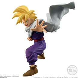 DRAGONBALL FIGURINE BANDAI STYLING COLLECTION SON GOHAN 9 CM