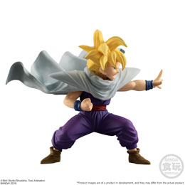 Photo du produit DRAGONBALL FIGURINE BANDAI STYLING COLLECTION SON GOHAN 9 CM Photo 1