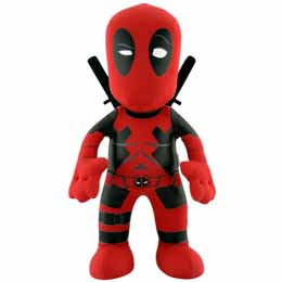 MARVEL COMICS PELUCHE DEADPOOL 25 CM