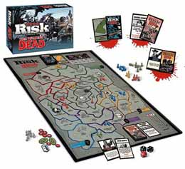 RISK THE WALKING DEAD (VERSION ANGLAISE)
