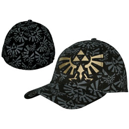 LEGEND OF ZELDA CASQUETTE BASEBALL LOGO