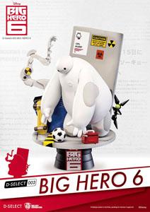 LES NOUVEAUX HEROS DIORAMA D-SELECT 15 CM