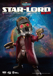 LES GARDIENS DE LA GALAXIE VOL. 2 EGG ATTACK FIGURINE STAR-LORD 15 CM