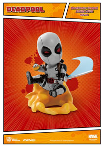 MARVEL COMICS FIGURINE MINI EGG ATTACK DEADPOOL AMBUSH X-FORCE VERSION SDCC EXCLUSIVE