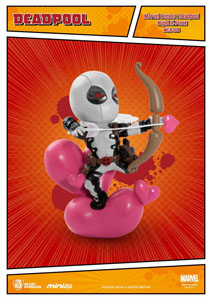 Photo du produit MARVEL COMICS FIGURINE MINI EGG ATTACK DEADPOOL CUPID X-FORCE VERSION SDCC EXCLUSIVE Photo 1