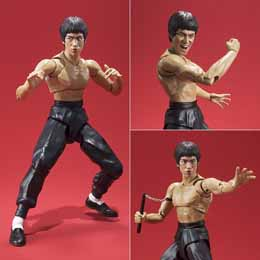 Photo du produit Bandai Figurine Bruce Lee SH Figuarts