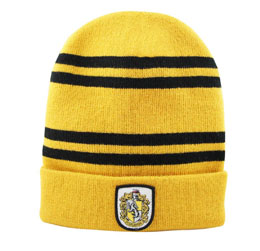 HARRY POTTER BONNET HUFFLEPUFF