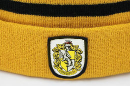 Photo du produit HARRY POTTER BONNET HUFFLEPUFF Photo 1