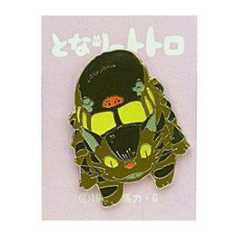STUDIO GHIBLI MON VOISIN TOTORO PIN'S CAT BUS 2 T-43