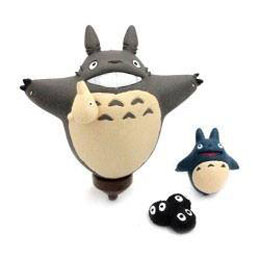 STUDIO GHIBLI MON VOISIN TOTORO PACK AIMANTS RIDE
