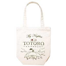 MON VOISIN TOTORO SAC SHOPPING TOTORO - STUDIO GHIBLI