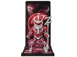 MIGHTY MORPHIN POWER RANGERS STATUETTE PVC TAMASHII BUDDIES LORD ZEDD
