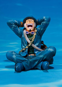 Photo du produit ONE PIECE STATUETTE PVC FIGUARTSZERO USOPP 20TH ANNIVERSARY VER. 7 CM Photo 4