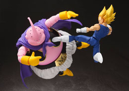 Photo du produit DRAGONBALL Z FIGURINE S.H. FIGUARTS MAJIN BOO 18 CM Photo 2