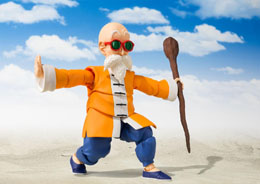 Photo du produit DRAGONBALL FIGURINE S.H. FIGUARTS MASTER ROSHI TAMASHII WEB EXCLUSIVE Photo 2