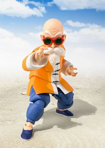 Photo du produit DRAGONBALL FIGURINE S.H. FIGUARTS MASTER ROSHI TAMASHII WEB EXCLUSIVE Photo 3