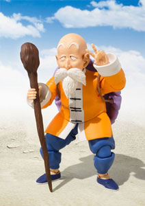 Photo du produit DRAGONBALL FIGURINE S.H. FIGUARTS MASTER ROSHI TAMASHII WEB EXCLUSIVE Photo 4