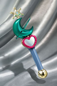 SAILOR MOON REPLIQUE PROPLICA TRANSFORMATION LIP ROD SAILOR NEPTUNE TAMASHII
