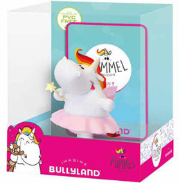 CHUBBY UNICORN FIGURINE FAIRY SINGLE PAC BULLYLAND