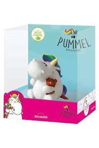 CHUBBY UNICORN FIGURINE CHUBBY WITH TEDDY SINGLE PACK BULLYLAND