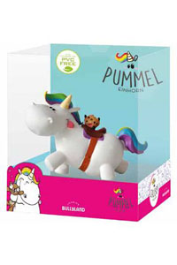 CHUBBY UNICORN FIGURINE CHUBBY RIDING SINGLE PACK - BULLYLAND