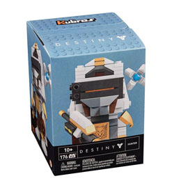 Photo du produit  JEU DE CONSTRUCTION DESTINY MEGA BLOKS KUBROS HUNTER 14 CM Photo 1