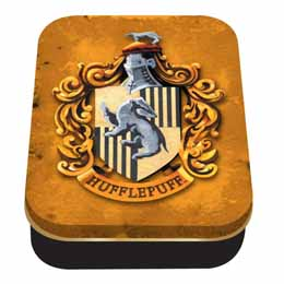 BOITE METAL HARRY POTTER HUFFLEPUFF