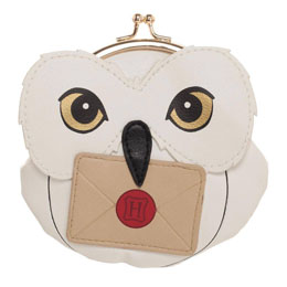HARRY POTTER PORTE-MONNAIE HEDWIG