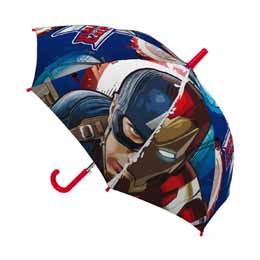 CAPTAIN AMERICA CIVIL WAR PARAPLUIE IRON MAN VS CAPTAIN AMERICA