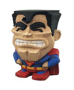 DC COMICS SERIE 1 FIGURINE VINYL TEEKEEZ SUPERMAN