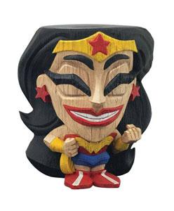 DC COMICS SERIE 1 FIGURINE VINYL TEEKEEZ WONDER WOMAN